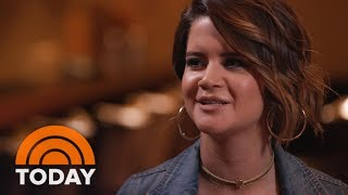 Maren Morris: Writing 'My Church' Was A 'Defining Factor In My Life'   TODAY
