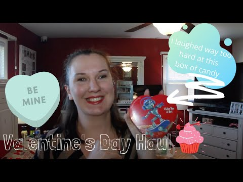 Valentine's Day Haul {Dollar Tree & Target}