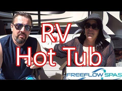 Freeflow Spas - Mini Hot Tub Review