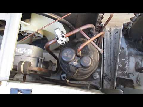 DIY Air Conditioning House AC Refill Recharge with R134A - Video 5
