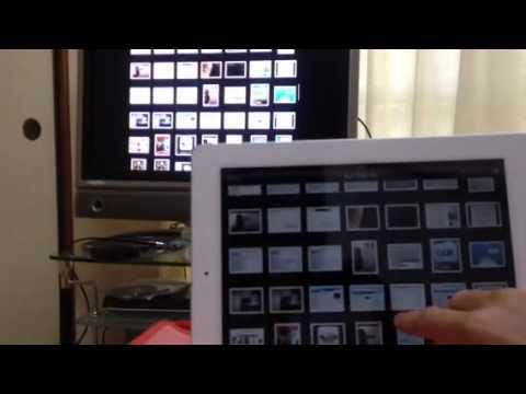 iPad2 AirPlay