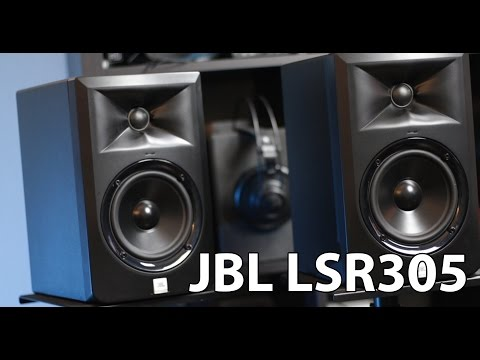 JBL LSR305 - the best entry-level speakers?