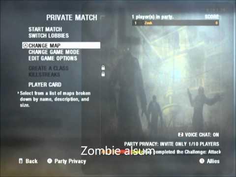 Black ops wii DLC!!