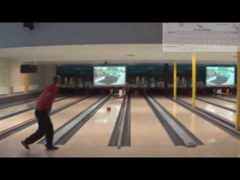 Bowling Challenge - Lowest Score Wins, But Gutter Gives 10 Points