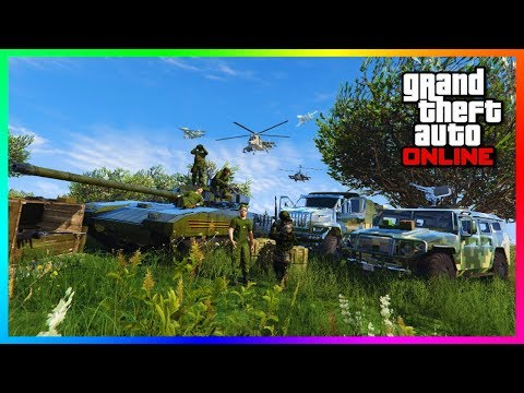 GTA Online Kingpin Empire Business DLC NEW Information - Base Of Operations, Police Missions & MORE!
