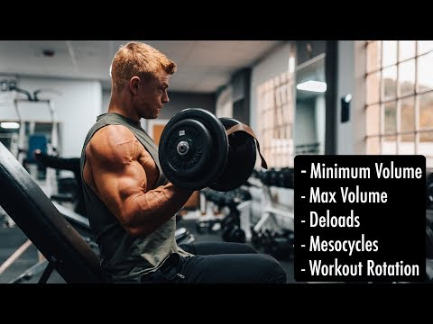 How To Set Up A Training Plan For The BEST Gains