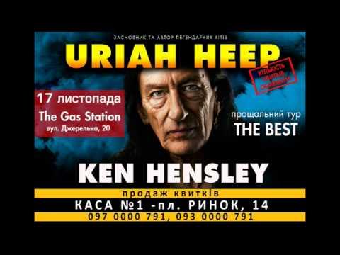 17.11.2013 - Ken Hensley - Львів