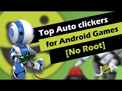 Top 3 Auto clickers for Android Games [NO ROOT Required]