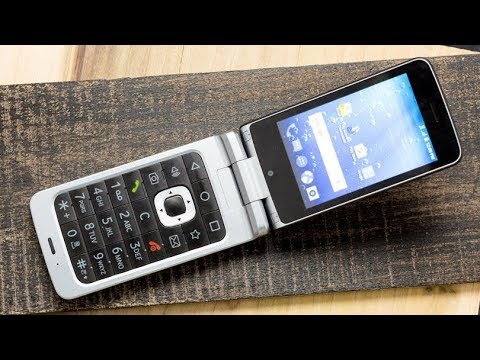 ZTE Cymbal T review! An android flip phone!?