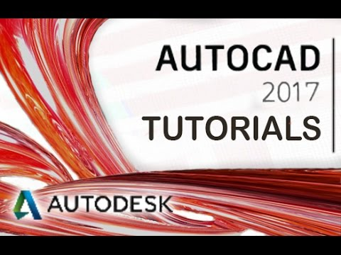 AutoCAD 2017 - Tutorial for Beginners [+General Overview - 12 mins!]*