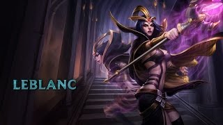Vetrina pre-stagione di LeBlanc | Gameplay - League of Legends