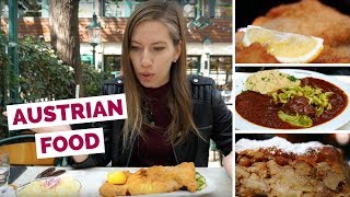 Austrian Food Review - 4 Dishes to try in Vienna, Austria