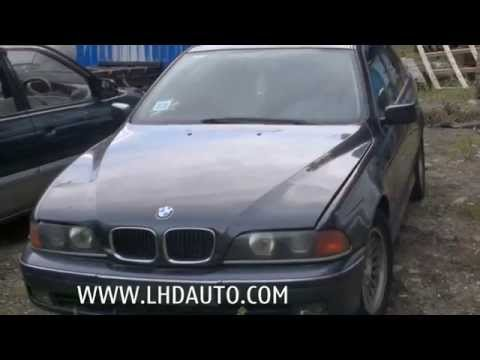 LHDAUTO BMW 525 TDS  LEFT HAND DRIVE FOR SALE IN UK