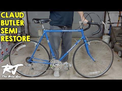 Claud Butler Dalesman Vintage Bike - Semi Restoration