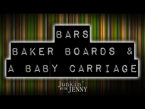 Bars, Baker Boards & Baby Carriages   DIY and Home Improvement Ideas