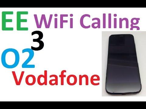 WiFi Calling comparison: 3 In touch, O2 TU GO, EE, Vodafone
