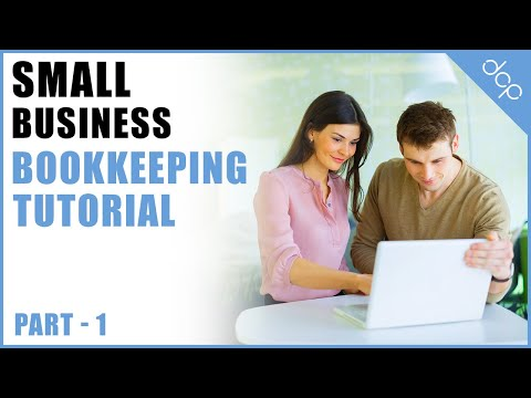 bookkeeping for small business tutorial part 1 - open office calc spreadsheets - invoice tracking