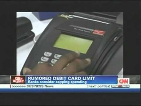 JP Morgan Chase Wants To Limit Debit Card Purchases At $50 - $100 Dollars
