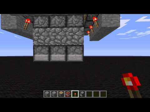 Minecraft Traps #13: TRB 3x3 Core With Timer