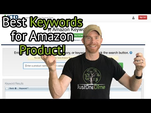 Live Interview with Keyword Tool Dominator Creator: Find the Best Keywords for Your Amazon Product!