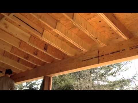 Fixing rafters