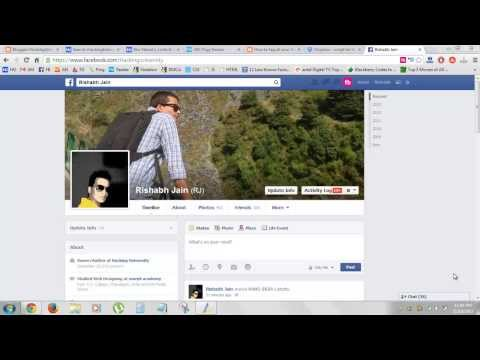 How to Automatically Tag all your Facebook Friends at once using JavaScript