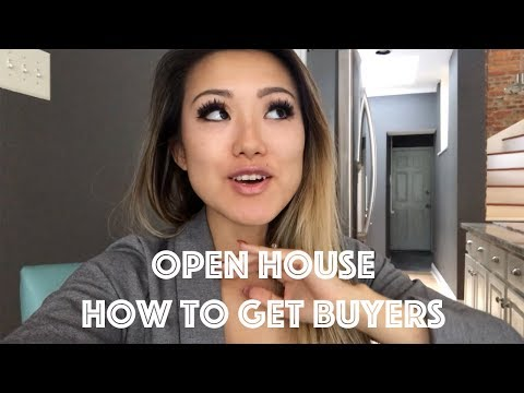 How to get Buyers during Open House
