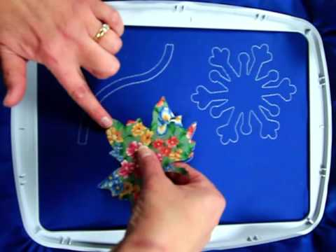 Tips & Tricks for Precut Applique Shapes in Machine Embroidery Designs