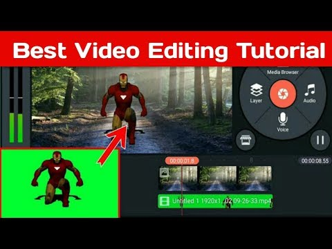 Kinemaster | Best Video Editor For Android | Kinemaster Professional Video Editing Tutorial