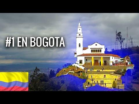 Epic things to do Bogota: Monserrate! (SUBTITULADA)