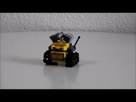 Custom LEGO WALL-E