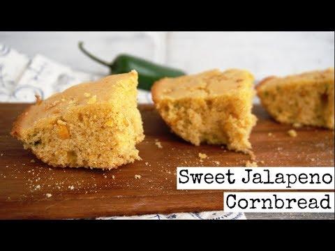 Sweet Jalapeno Cornbread   Vegan Easy