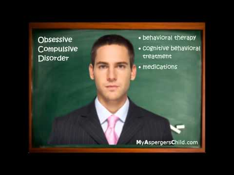 Obsessive-Compulsive Disorder in Aspergers Children