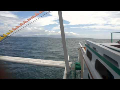 Boat Ride to Cowrie Island Palawan
