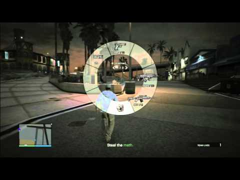 GTA 5 Online:How to Level up your strength!