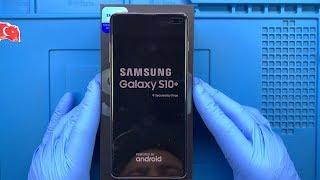 Samsung Galaxy S10+ Ekran Değişimi 🇹🇷