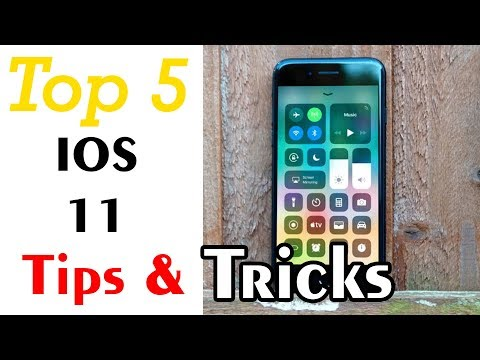 iPhone Tips & Tricks: 5 Essential IOS 11 Magics for iPhone 7, 8 and iPhone X