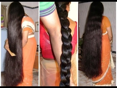 Super Strong and Long Thick Hair Growth ( Indian Hair Growth Secrets)