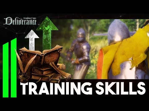 How To Level ALL Skills FASTER - Money Making Methods And More - Kingdom Come Deliverance