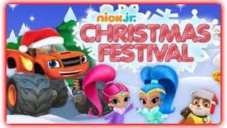 Nick Junior Cute Games - Nick Jr. Christmas Festival - PART 3 ...