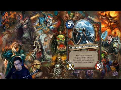 Hearthstone: Theory Crafting Warrior Cards
