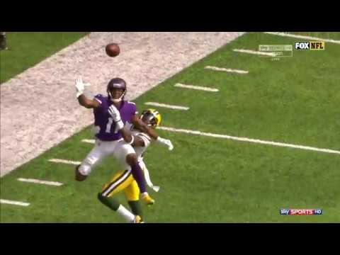Vikings #11 WR - Laquon Treadwell catch