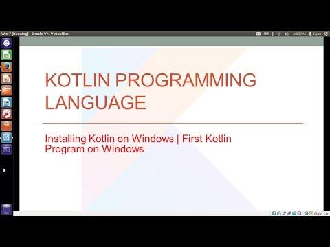 Install Kotlin Standalone Compiler on Windows | First Standalone Kotlin Application on Windows