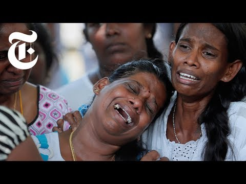Xxx Mp4 Sri Lanka Bombings What The Scale Of The Attacks Tells Us NYT News 3gp Sex
