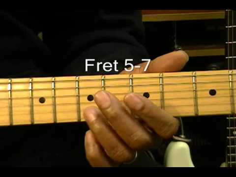 How To Play An Electric Guitar Solo Without Thinking About Scales #1 Am EricBlackmonMusic