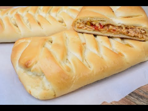 Chicken Bread Loaf