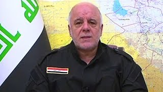 Iraqi PM announces start of battle to seize rebel-held Tal Afar