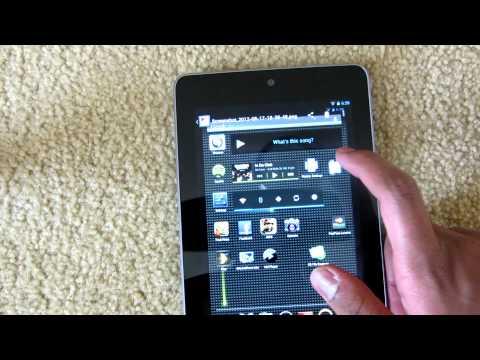 How To: Take a Screenshot on the Nexus 7