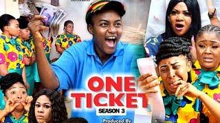 ONE TICKET SEASON 3 (New Movie) Queen Nwokoye 2019 Latest Nigerian Nollywood Movie Full HD