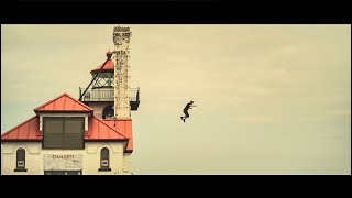 Duluth Mn//cliff Jumping